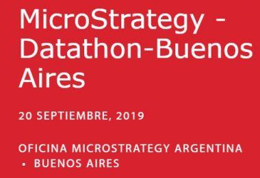 Datathon Microstrategy 2019