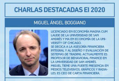 Miguel Ángel Boggiano confirmado para el II Encuentro Internacional EAN
