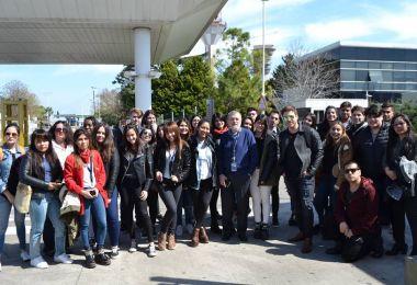 Alumnos de EAN en la TCA