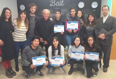 """Entrega de certificados a los participantes de los proyectos de """"Yo Puedo"""" e """"Introducción a la informática"""""""