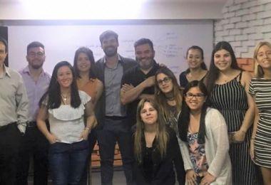 Pampa Energía en la clase de Comunicación Institucional de Factor Humano