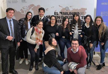 Alumnos de la Lic. en Dirección del Factor Humano participaron del I Encuentro ILERA de las Américas