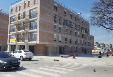 Capacitación a emprendedores del barrio Rodrigo Bueno