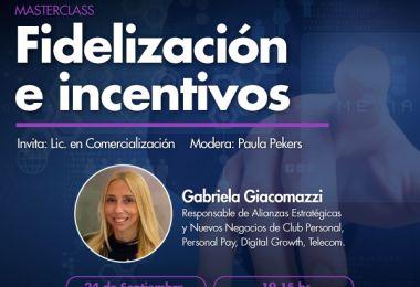 Fidelización e incentivos