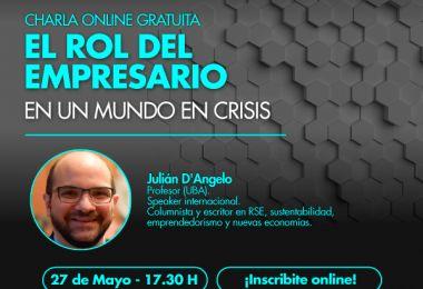 El rol del empresario en un mundo en crisis
