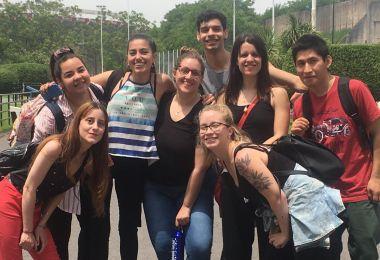 Los alumnos de Factor Humano I visitaron el CeNARD