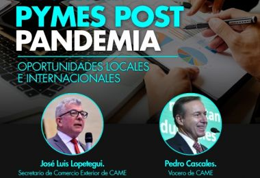 Pymes post pandemia