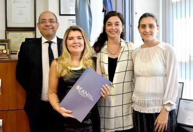 EAN y el INCADE de Misiones firmaron un convenio de cooperación