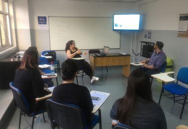 FUNADEP recibió las propuestas de los alumnos de EAN para mejorar la comunicación
