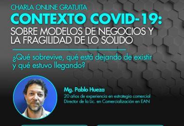 Contexto Covid-19: Sobre modelos de negocios y la fragilidad de lo sólido