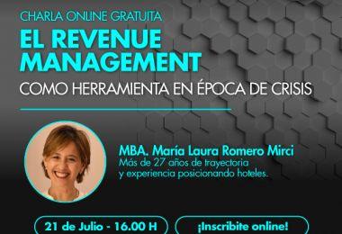 Revenue Managementcomo herramienta en época de crisis