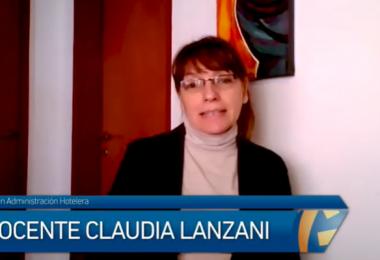 La profesora Claudia Lanzani nos cuenta su experiencia con EAN Premium