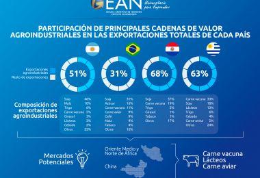 Mercados agroindustriales: desafíos en la inserción exportadora