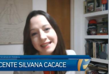 Silvana Cacace comparte su satisfacción como docente durante este 1er cuatrimestre