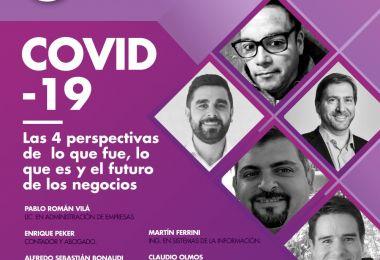 COVID-19. Las 4 perspectivas de lo que fue, lo que es y el futuro de los negocios.