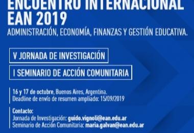 Encuentro Internacional EAN 2019