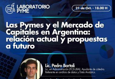 Las Pymes y el mercado de capitales en Argentina