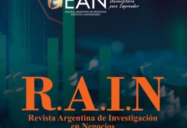 Revista RAIN Vol. 5 / N° 2