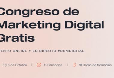 Congreso de Marketing Digital