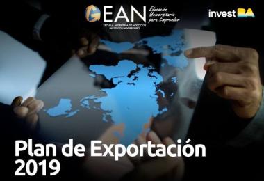 Plan de Exportación2019